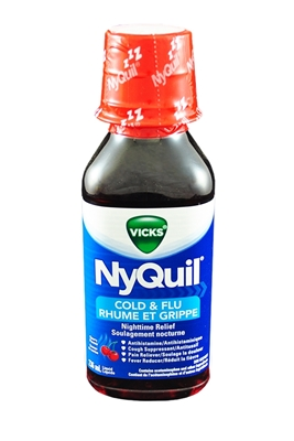 Picture of VICKS CHILD NYQUIL COLD & COUGH 236ML