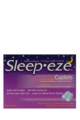 Picture of SLEEPEZE 50MG 10S