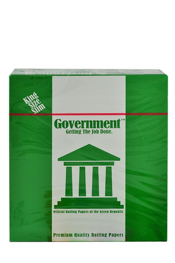 Picture of GOVERNMENT GREEN ROLLING PAPER KS 25S