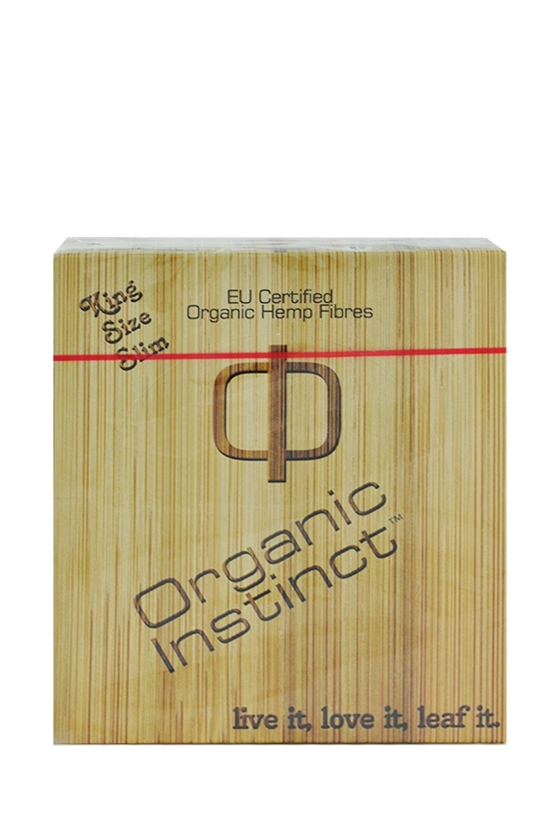 Picture of ORGANIC INSTINCT ROLLING PAPER KING 25S