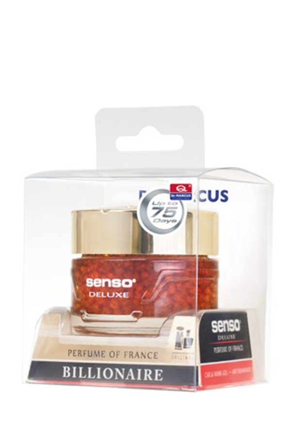 Picture of DR.MARCUS SENSO DELUXE BILLIONAIRE 50ML