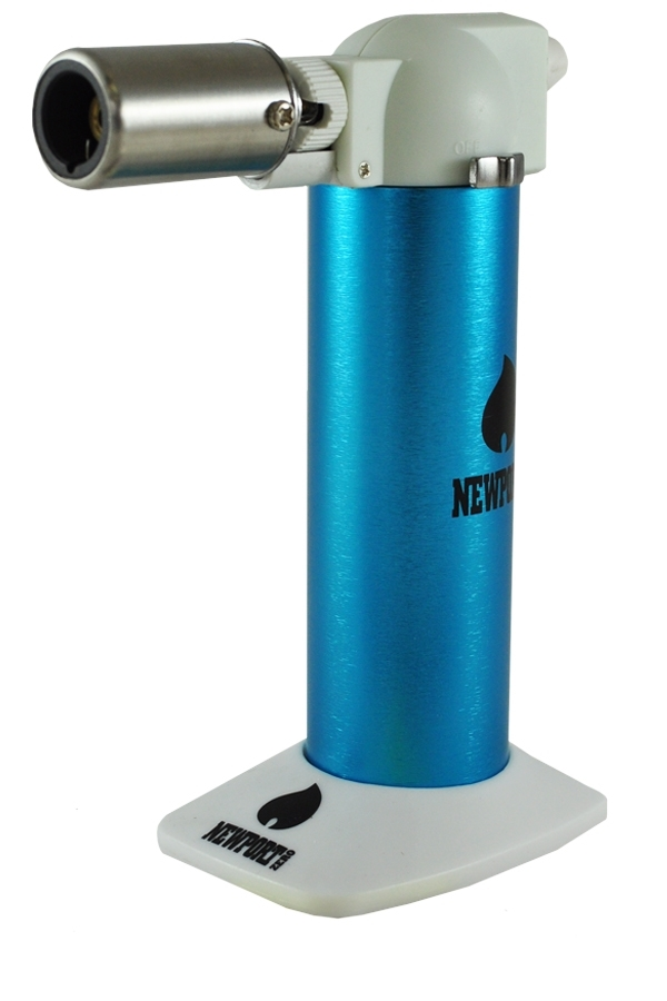 Picture of NEWPORT ZERO BLUE TORCH LIGHTER 6 INCHES