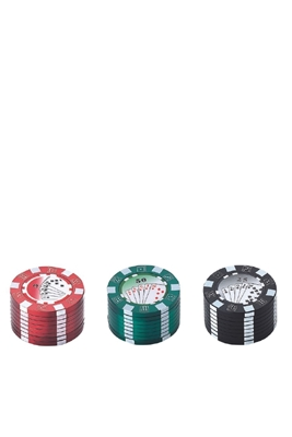 Picture of TOBACCO METAL GRINDER 3 PARTS 53MM