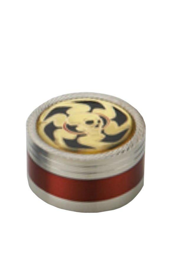 Picture of TOBACCO METAL GRINDER 3 PARTS 55MM