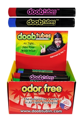 Picture of DOOB TUBES SMALL BLACK 25S DISPLAY