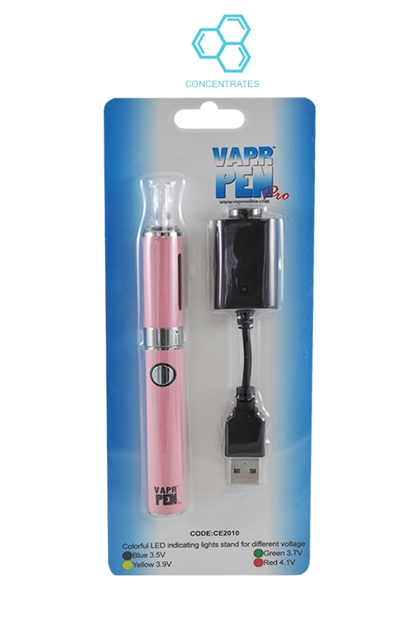 Picture of VAP.R PEN PRO VAPORIZER - USB CHARGER INCLUDED.