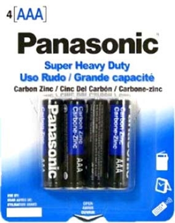 Picture for category Panasonic Batteries