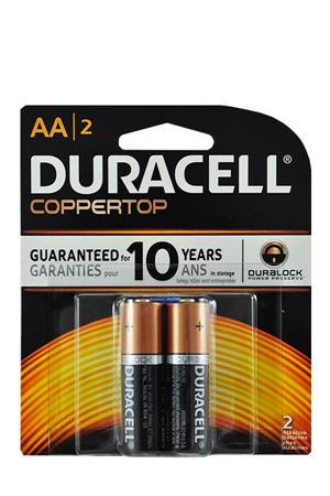 Picture for category Duracell Batteries