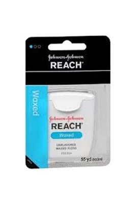 Picture of J&J REACH WAXED FLOSS 55YD