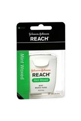 Picture of J&J REACH MINT WAXED FLOSS 55YD