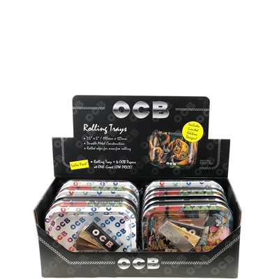 Picture of OCB Tray & Paper Bundle - Design 1