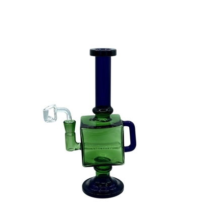 """Picture of 9.5"""" 14.5mm Kettle Rig"""