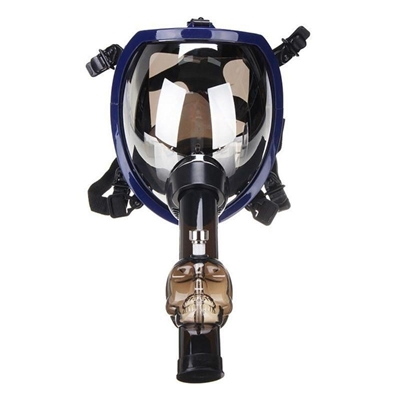 Picture of Astronaut Gas Mask With Acrylic Pipe