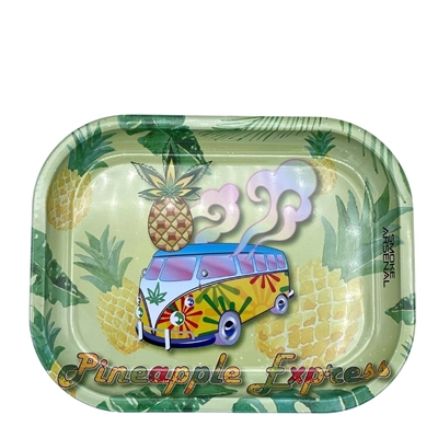 Picture of Small Metal Rolling Tray -Pineapple Express 2
