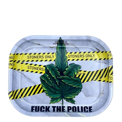Picture of Small Metal Rolling Tray -   ACAB