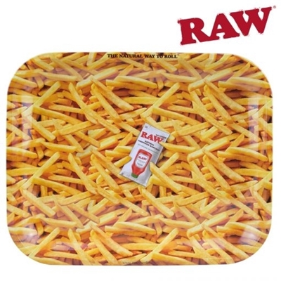 Picture of RAW FRENCH FRIES ROLLING TRAY