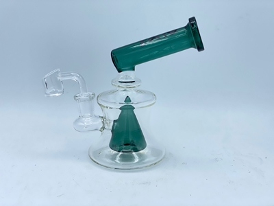 """Picture of 6.5"""" Pyramid Dome Scope Rig"""