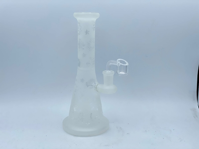 """Picture of 9"""" Sandblasted Celestial Bong"""