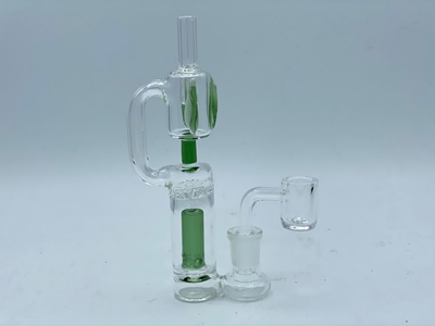 Picture of Twin Dab Rig With Flat Top