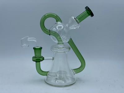 """Picture of 9"""" Globe Recycler"""