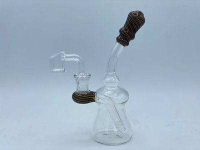 """Picture of 6.5"""" Hilt Bong"""